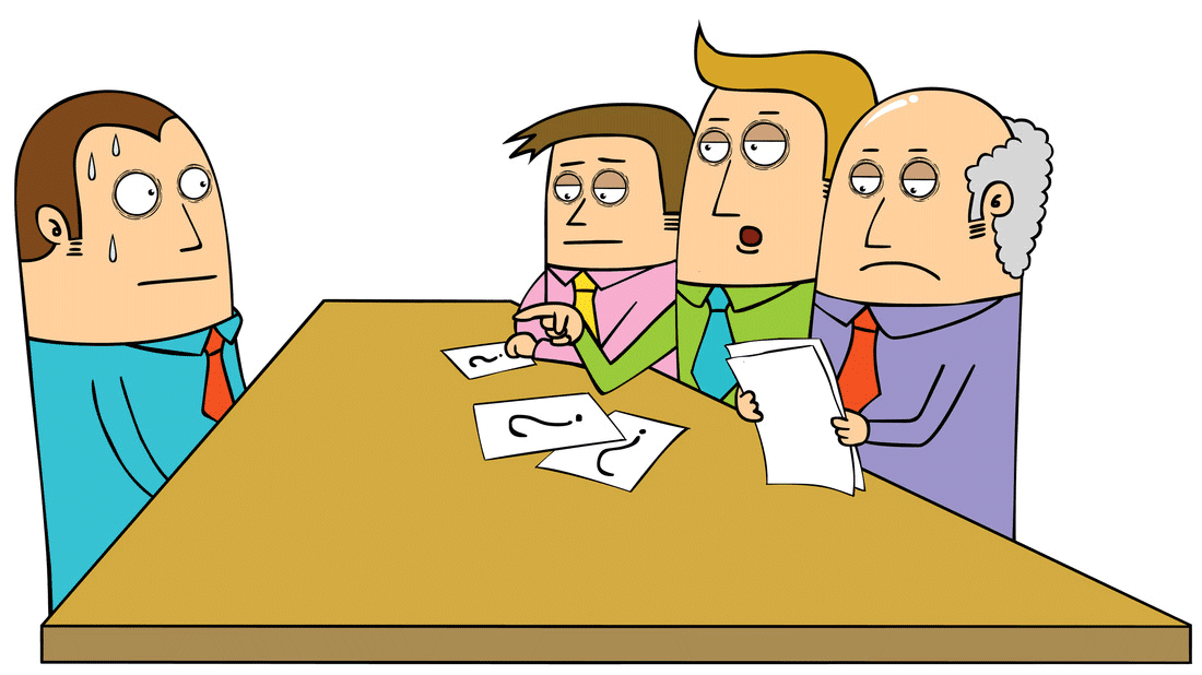 The problem with conducting annual performance reviews