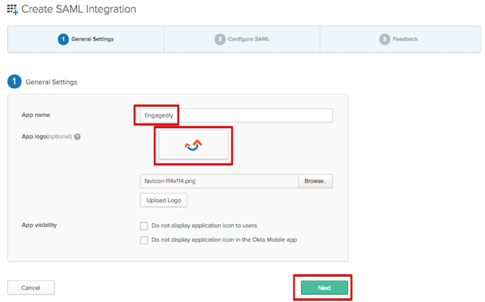 create-saml-integration