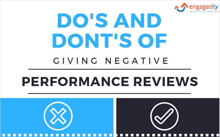 negative performance review Your employees want feedback, but often you may need to learn how to write a negative performance review in order to get your point learn here how to turn negative phrases into positive phrases and what you can do as the employer to help your employees understand a negative review doesn't necessarily mean they're on the chopping block.